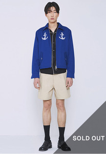 ANCHOR JACKET(BLUE)