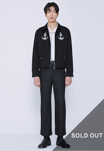 ANCHOR JACKET(BLACK)