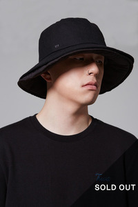 BUCKET HAT(BLACK)